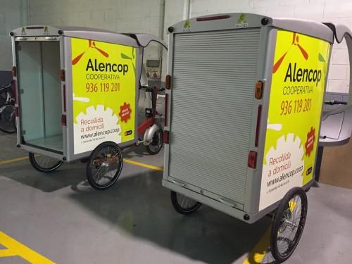 Bicicletes - Alencop - Ferralla